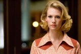 "January Jones as Carole Dawson in ""We Are Marshall""  (c) WB"