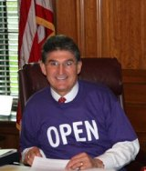 EDITORIAL:  Manchin Does Even Worse than Obama in Debt-Level Crisis