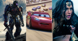 MOVIE CLOCK: Transformers Expected to Outlast Cars 3 and WW for #1 at the Movies