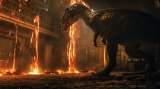 "FIRST LOOK: Dinosaur Insurrection Reigns Amuck in ""Fallen Kingdom"""