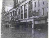 Keith Albee under Water during 1937 flood