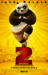 KUNG FU PANDA II: Delightful Animated Family Film Visual Treat for All Ages