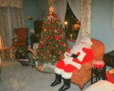 Mayor & First Lady Host Christmas Open House