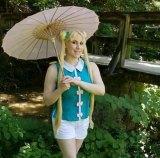 Costumes in Summer Popular for Natsu Pre-Anime Convention Picnic