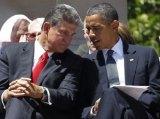 Manchin and Obama