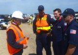 "UPDATE 6/PHOTOS: Matagorda Bay:   Texas City ""Y"" Response Area Command"