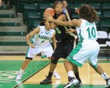 IMAGE GALLERY: Marshall Women's Basketball Teams Falls to UCF