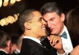Obama and Manchin