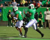 Marshall's Football Teams Airs it Out in UAB Win