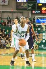 Marshall Drops Game at Memphis