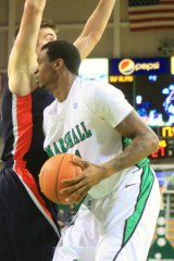 IMAGE GALLERY: Herd Survives Tough Belmont Team