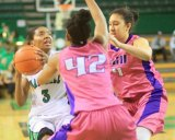 IMAGE GALLERY: Marshall Women Fall to East Carolina in OT
