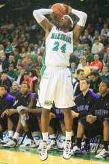 Marshall Set for Rematch with Belmont