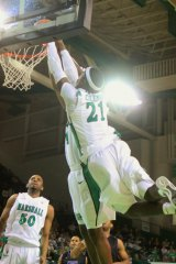 Marshall Slams High Point 79-59