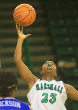 IMAGE GALLERY: Marshall's Women's Basketball Topples Big M