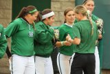 IMAGES: MU Softballers Take Two from MSU