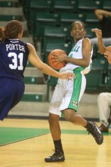 65-57 Win Over Rice Ends Five Game Skid