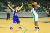 IMAGE GALLERY: Marshall Women's Basketball Teams Falls to SMU