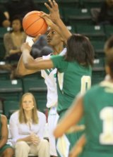 IMAGE GALLERY: Marshall Women Can't Overtake UAB
