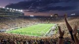 Marshall football to play at Notre Dame in 2022