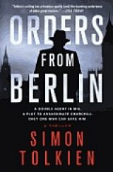 BOOK REVIEW: 'Orders from Berlin': Police Procedural Meets Spy Novel in 1940 Great Britain
