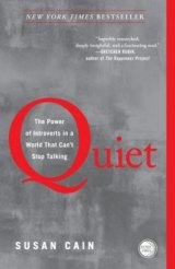 NEW IN PAPER: 'Quiet': Cherishing the Invaluable Contributions of Introverts in an Extrovert World