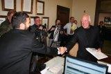 John Raese congratulated after filing for U.S. Senate