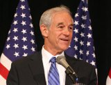 GOP Presidential Candidate Ron Paul