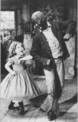 "Shirley Temple and Bill ""Bojangles"" Robinson"