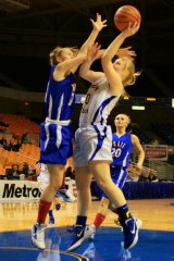 IMAGE GALLERY: St Joe's Girls Advance in State Tournament