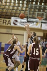 Huntington St. Joseph Girls Topple Ashland 59-39 in Invitational Basketball Tournament