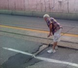 "McCallister Measures ""Void"" at Viaduct Street Break"