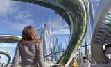 "Disney's Utopian  ""Tomorrowland"" Visually Awesome, Mysterious, Imaginative; Climax Somewhat Caves"
