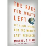 BOOK REVIEW: Running Out: 'The Race for What's Left: The Global Scarmble for the World's Last Resources'
