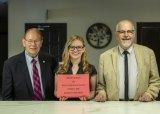 Taylor Awarded Rotary Scholarship