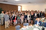 Scholarship donors honored at annual Scholarship Honor Brunch