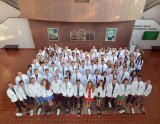 Second-year medical student class establishes endowed scholarship