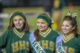 Huntington High Defeats Winfield 44-7