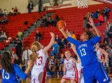 Cabell Midland Downs Capitol High in Girls Basketball