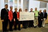Cabell Huntington Hospital/SEIU Local 1199 employees contribute to United Way