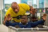 """FIRST LOOK: """"Central Intelligence"""" Stirs Laugh After High School  Imposible Dreams"""