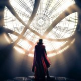 FIRST LOOK: Mystical Dimensions Threaten Earth as Dr Strange Steps to the Hero Plate