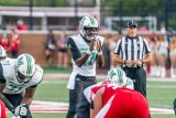 Brady dazzles, Herd overcomes adversity to win Green's debut