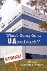 BOOK REVIEW: 'What's Going On at UAardvark? -- Humorous Novel Reveals Corporate Universities at Their Worst