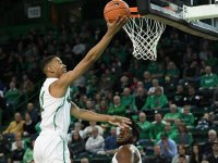 Men's Basketball Commits Season-Low in Turnovers in Home Win Over ODU