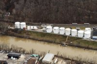 CSB Investigation Finds No Record of Inspections on Freedom Industries Chemical Storage Tanks