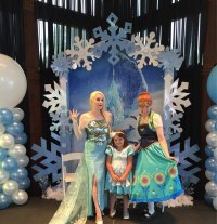 It's Almost Summer but Elsa's Ice Magic Continues for Your Event IMAGES