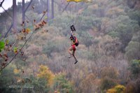 """UP CLOSE: Preparing to """"Jump"""" and Taking the """"Plunge"""" on Bridge Day Images"""