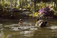 SECOND LOOK: Jungle Book It's Like the Zoo Came to the Movies
