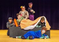 Actors for Children Theatre Wins Three Awards at KTA; Advances to SETC